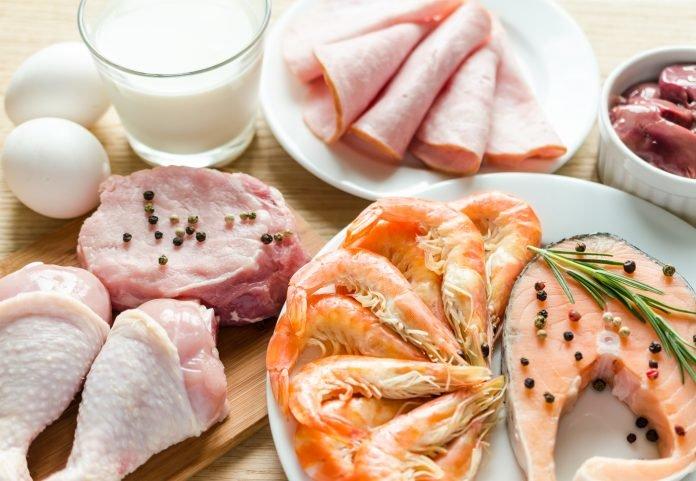 Белковая диета для похудения рецепты и меню на неделю.