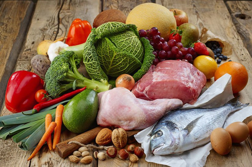 рецепты для диеты 1 стола