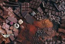 Шоколад — таблица калорийности