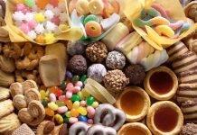 Кондитерские изделия и сладости — подробная таблица калорийности