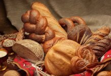 Подробная таблица калорийности хлебобулочных изделий