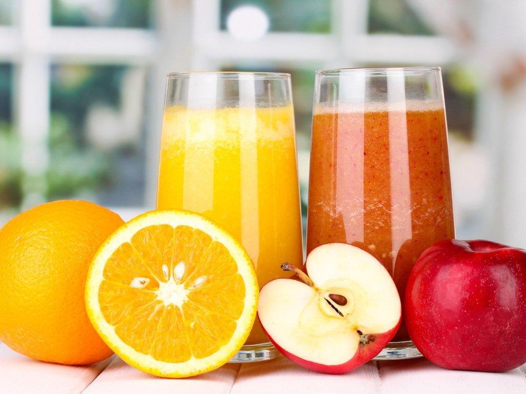 От свежевыжатых соков может быть диабет