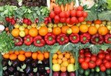 Калорийность овощей и зелени