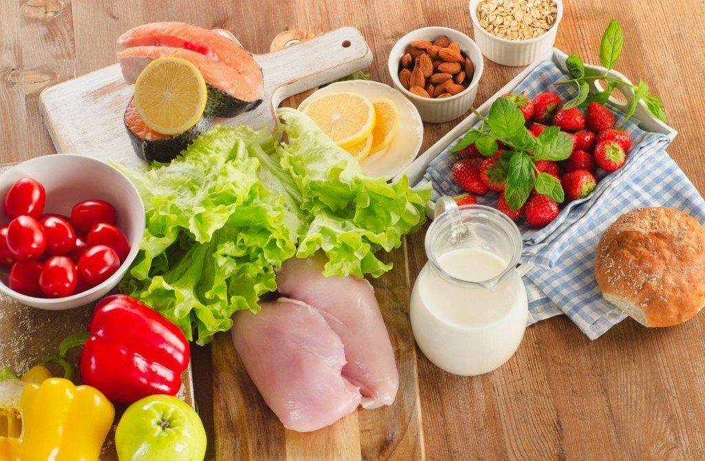 Меню при диете чередования белковых и углеводных дней