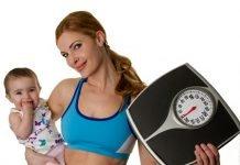 Как похудеть после родов в домашних условиях?