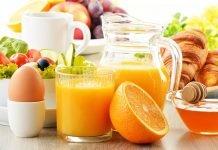 Яично-апельсиновая диета: меню, рецепты