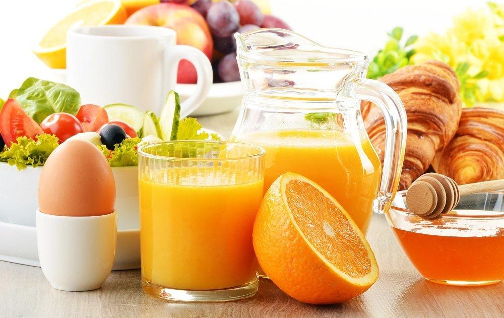 Яично-апельсиновая диета для похудения