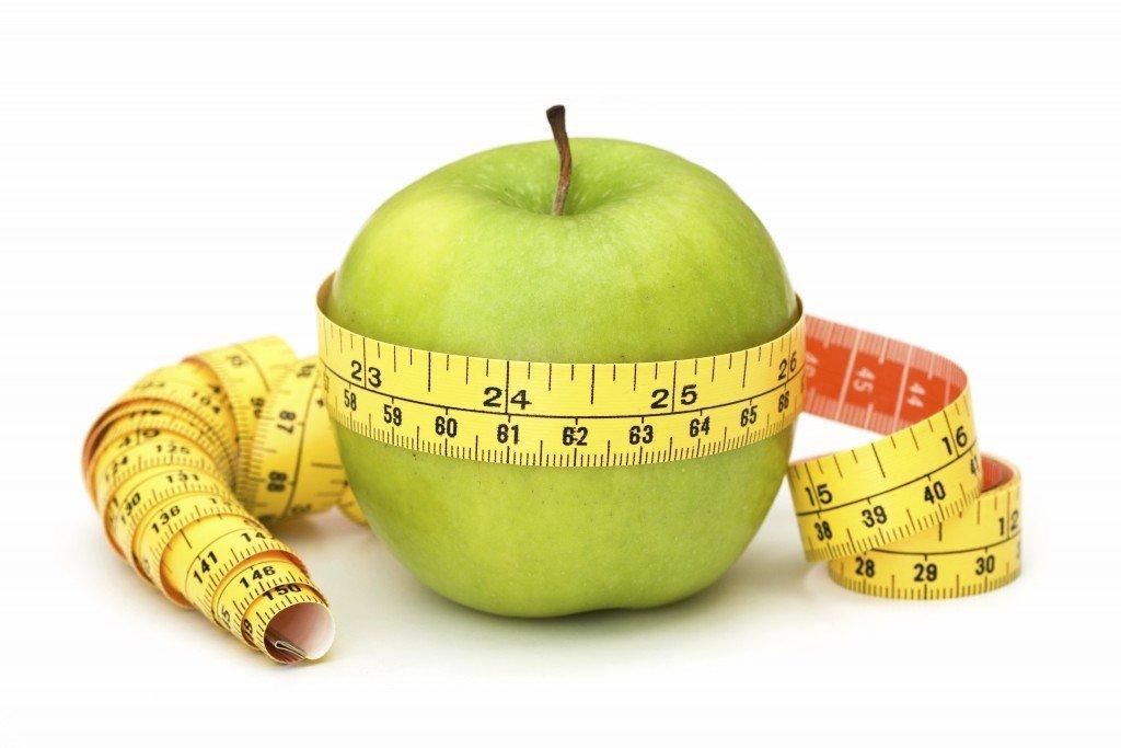Яблочное пюре при диете