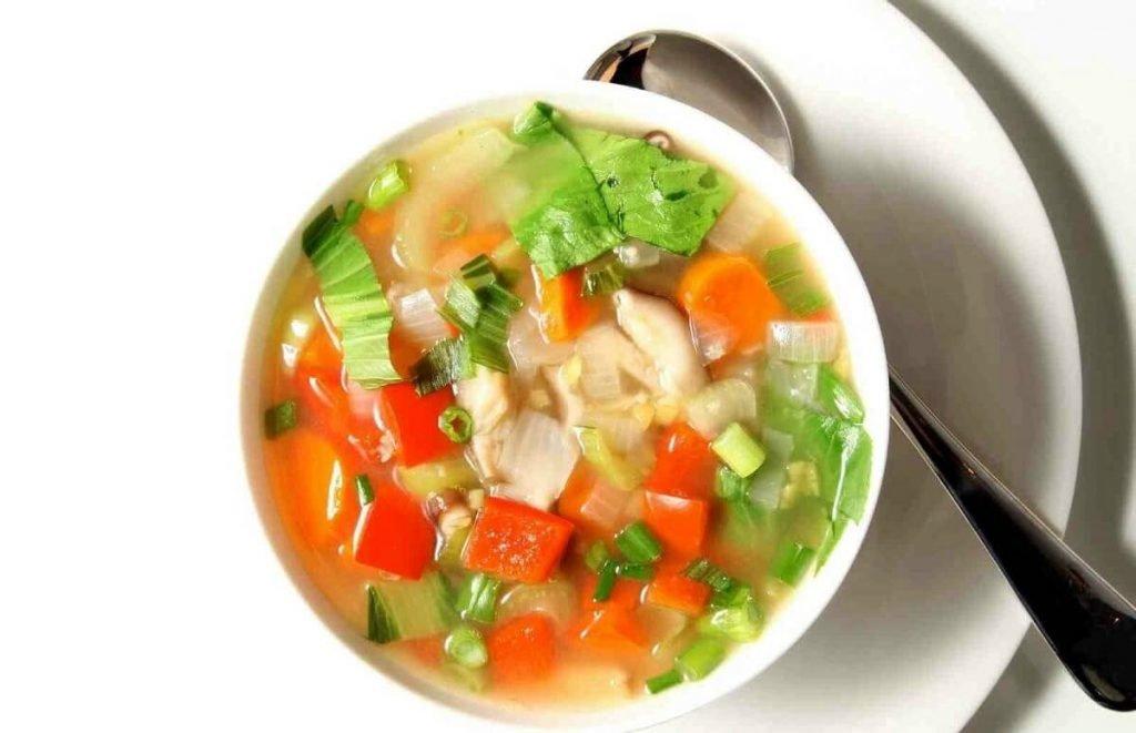 Диетический суп сельдерей рецепт