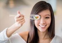 Как похудеть на 7-дневной японской диете?