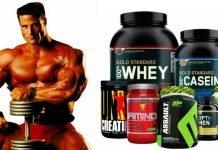Как похудеть с помощью спортивного питания?