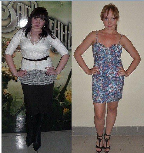 Перловая диета фото до и после