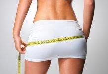 Правильное питание для похудения бедер и ягодиц