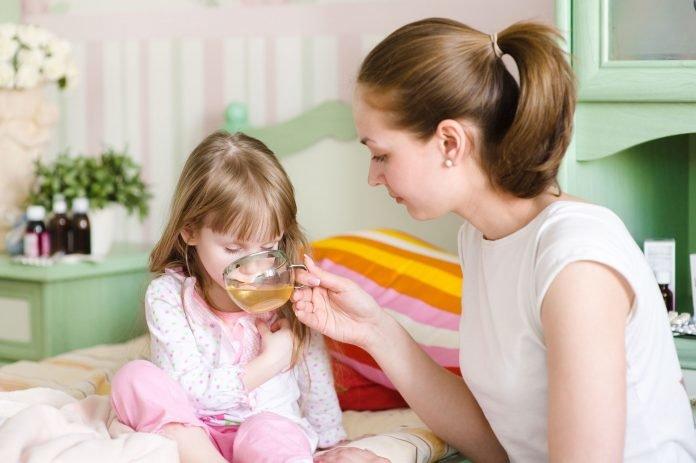 Диета при расстройстве желудка у ребенка