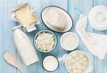 Молочная диета для похудения: меню на 7 дней