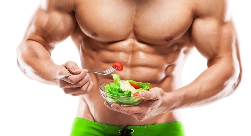Правильное питание для набора мышечной массы для мужчин и девушек. Меню для набора массы