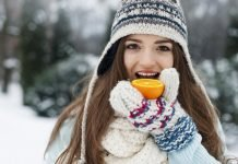 Зимняя диета для похудения: меню с рецептами