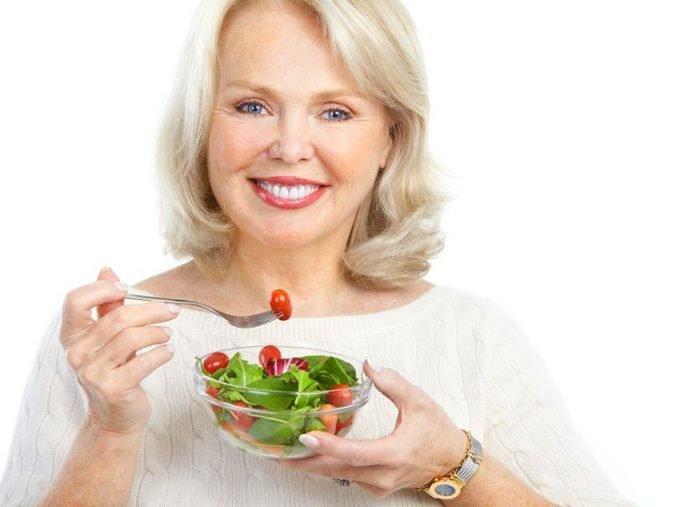 Диета при климаксе. Какая пища поможет легче перенести климакс.