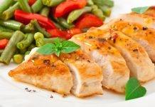 Диета на куриной грудке и овощах: меню и результаты