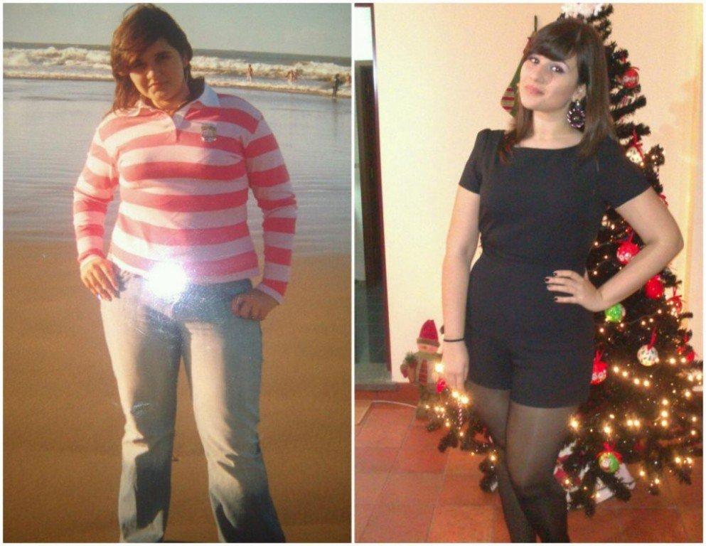 Похудеть с фото девушек