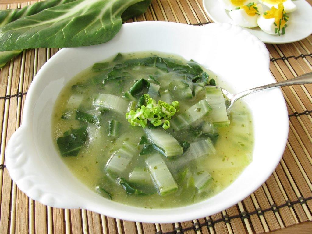 Диета на супе из сельдерея