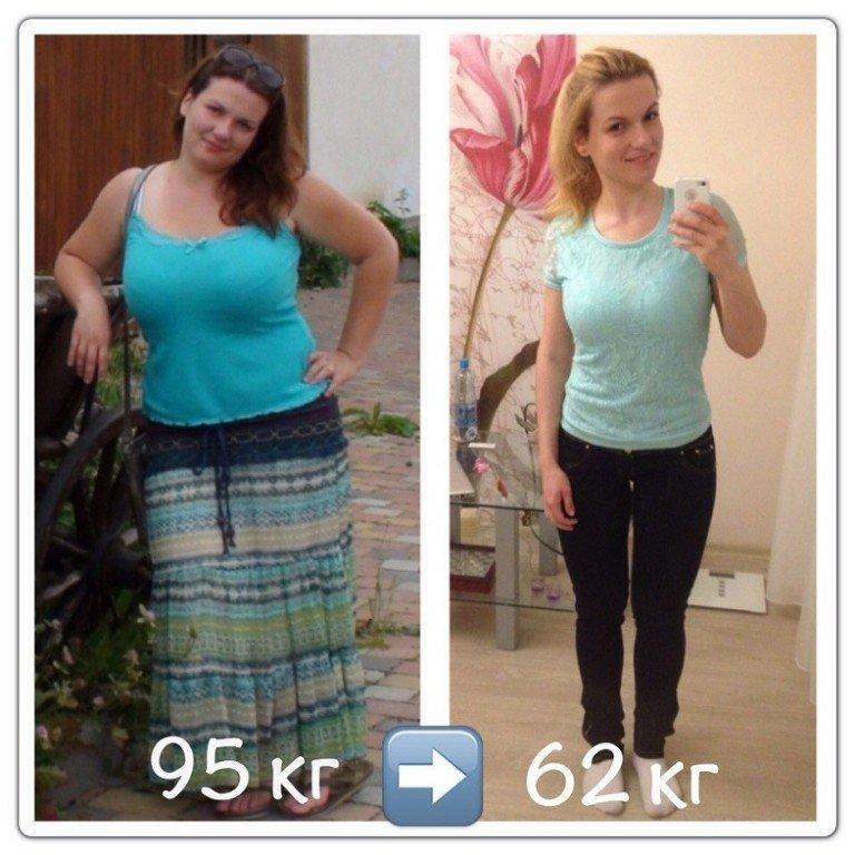 Отзывы кто как похудел