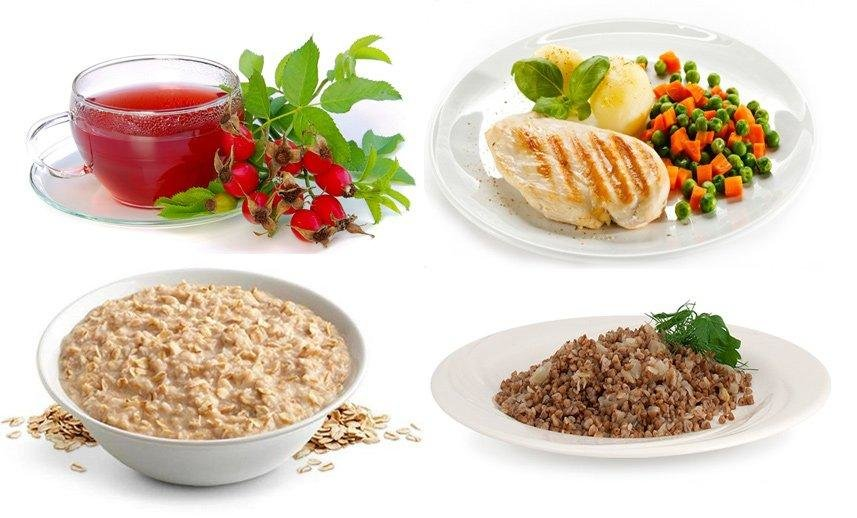 Меню и рецепты для диеты при язве желудка и двенадцатиперстной кишки