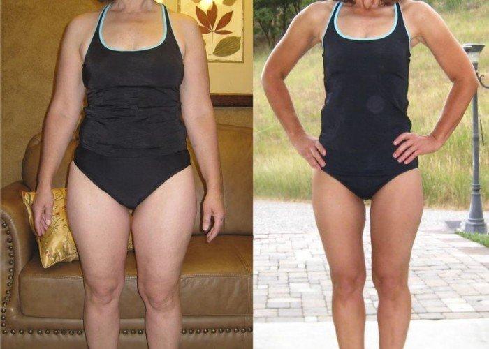 Можно ли сбросить вес в 50 лет