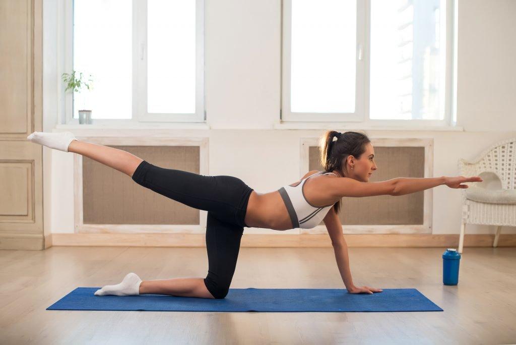 Программа тренировок в зале для быстрого похудения