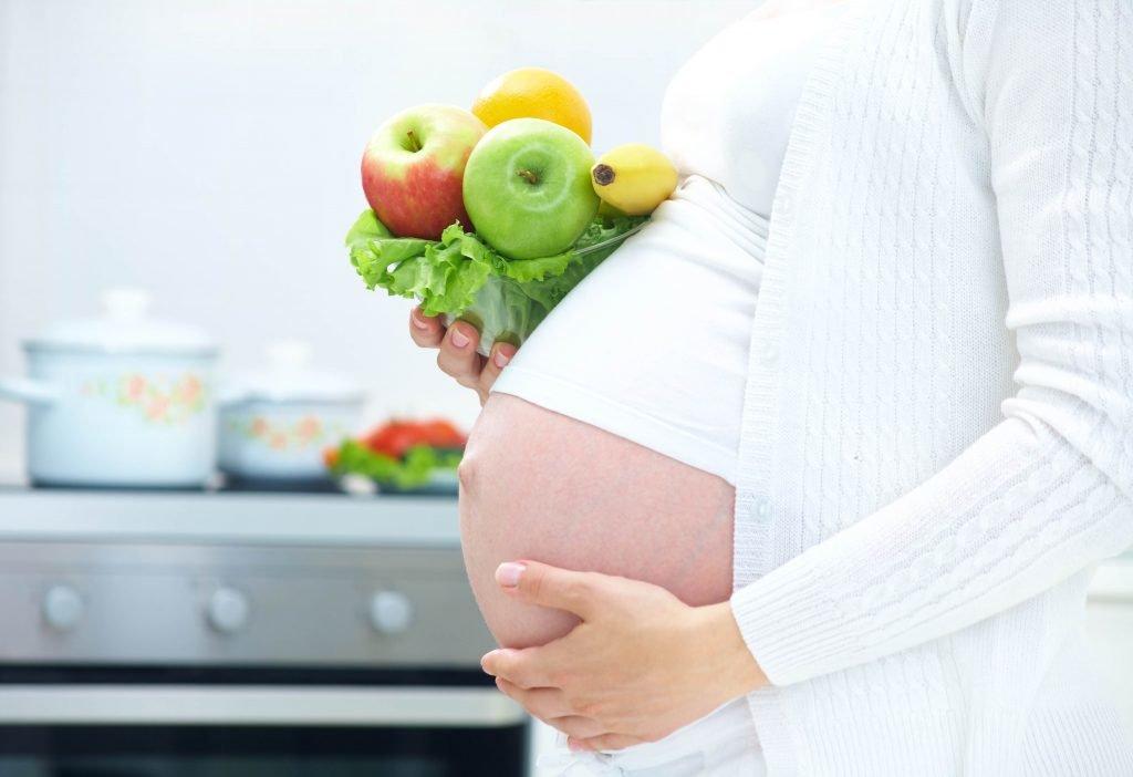 Как влияет питание беременной на ребенка 59