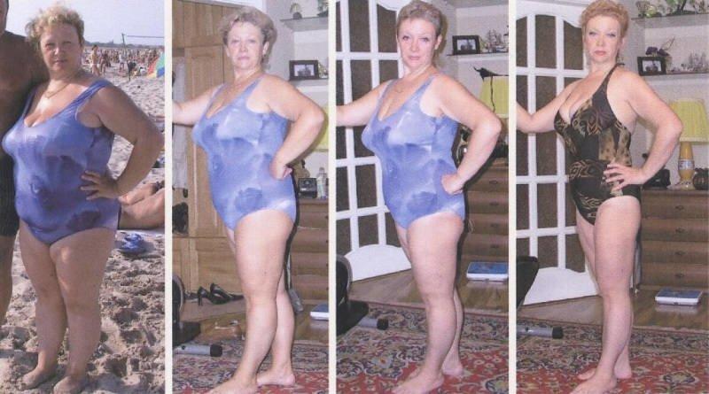 бодифлекс фото живота до и после