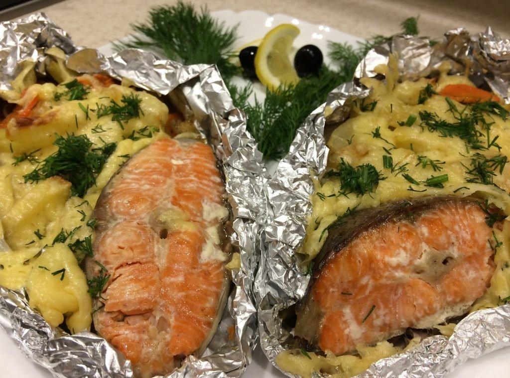 Как правильно приготовить рыбу духовке