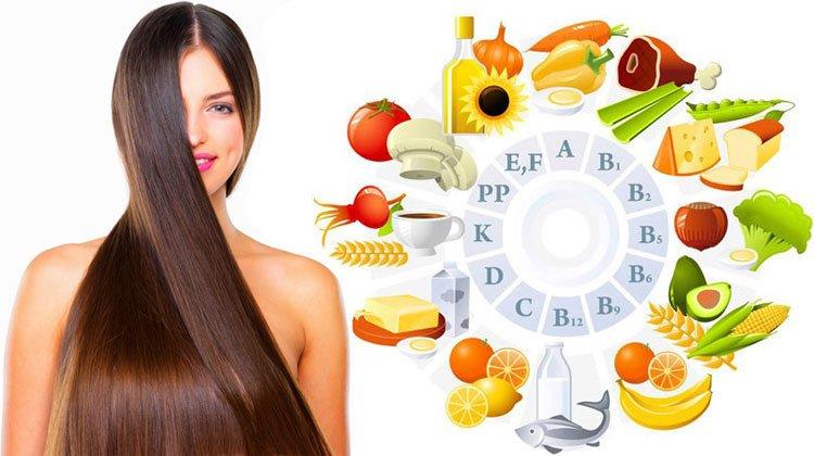 какой витамин помогает росту волос